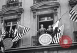 Image of Charles A. Lindbergh Paris France, 1927, second 20 stock footage video 65675041066