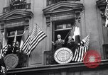 Image of Charles A. Lindbergh Paris France, 1927, second 21 stock footage video 65675041066
