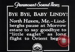 Image of Charles Lindbergh North Haven Maine USA, 1927, second 7 stock footage video 65675041071