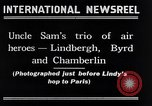 Image of Charles Lindbergh New York City USA, 1927, second 7 stock footage video 65675041077
