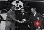 Image of Charles Lindbergh New York City USA, 1927, second 16 stock footage video 65675041077