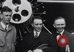 Image of Charles Lindbergh New York City USA, 1927, second 18 stock footage video 65675041077