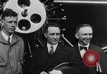 Image of Charles Lindbergh New York City USA, 1927, second 19 stock footage video 65675041077