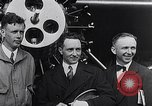 Image of Charles Lindbergh New York City USA, 1927, second 21 stock footage video 65675041077