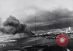 Image of Japanese attacking Ford Island Pearl Harbor Hawaii USA, 1941, second 24 stock footage video 65675041079