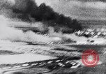 Image of Japanese attacking Ford Island Pearl Harbor Hawaii USA, 1941, second 30 stock footage video 65675041079