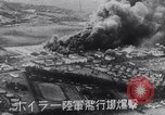 Image of Japanese attacking Ford Island Pearl Harbor Hawaii USA, 1941, second 38 stock footage video 65675041079
