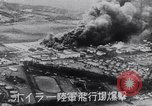 Image of Japanese attacking Ford Island Pearl Harbor Hawaii USA, 1941, second 41 stock footage video 65675041079