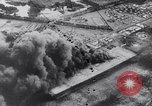 Image of Japanese attacking Ford Island Pearl Harbor Hawaii USA, 1941, second 44 stock footage video 65675041079
