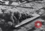 Image of Japanese attacking Ford Island Pearl Harbor Hawaii USA, 1941, second 46 stock footage video 65675041079
