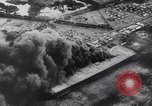 Image of Japanese attacking Ford Island Pearl Harbor Hawaii USA, 1941, second 47 stock footage video 65675041079