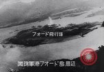 Image of Japanese attacking Ford Island Pearl Harbor Hawaii USA, 1941, second 50 stock footage video 65675041079