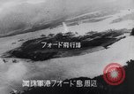 Image of Japanese attacking Ford Island Pearl Harbor Hawaii USA, 1941, second 52 stock footage video 65675041079