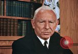 Image of Admiral Connolly United States USA, 1972, second 6 stock footage video 65675041093