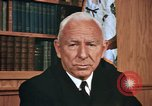 Image of Admiral Connolly United States USA, 1972, second 16 stock footage video 65675041093