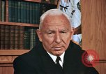 Image of Admiral Connolly United States USA, 1972, second 17 stock footage video 65675041093