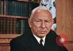 Image of Admiral Connolly United States USA, 1972, second 19 stock footage video 65675041093