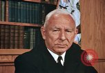 Image of Admiral Connolly United States USA, 1972, second 21 stock footage video 65675041093