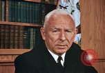 Image of Admiral Connolly United States USA, 1972, second 24 stock footage video 65675041093