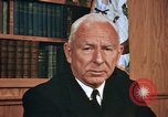 Image of Admiral Connolly United States USA, 1972, second 29 stock footage video 65675041093