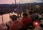 Image of Bob Hope and troupe entertain troops during Vietnam War Saigon Vietnam, 1966, second 27 stock footage video 65675041115