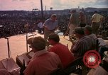 Image of Bob Hope and troupe entertain troops during Vietnam War Saigon Vietnam, 1966, second 29 stock footage video 65675041115