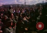 Image of Bob Hope and troupe entertain troops during Vietnam War Saigon Vietnam, 1966, second 44 stock footage video 65675041115