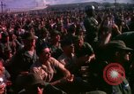 Image of Bob Hope and troupe entertain troops during Vietnam War Saigon Vietnam, 1966, second 52 stock footage video 65675041115