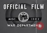 Image of Bob Hope Hawaii USA, 1944, second 9 stock footage video 65675041122