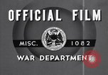 Image of Bob Hope Hawaii USA, 1944, second 11 stock footage video 65675041122