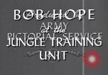 Image of Bob Hope Hawaii USA, 1944, second 18 stock footage video 65675041122