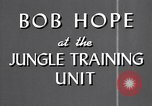 Image of Bob Hope Hawaii USA, 1944, second 19 stock footage video 65675041122
