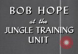 Image of Bob Hope Hawaii USA, 1944, second 20 stock footage video 65675041122