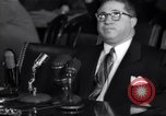 Image of Kefauver hearings New York United States USA, 1950, second 16 stock footage video 65675041140