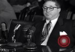 Image of Kefauver hearings New York United States USA, 1950, second 17 stock footage video 65675041140
