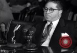 Image of Kefauver hearings New York United States USA, 1950, second 18 stock footage video 65675041140