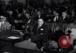 Image of Kefauver hearings New York United States USA, 1950, second 55 stock footage video 65675041140
