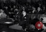 Image of Kefauver hearings New York United States USA, 1950, second 56 stock footage video 65675041140