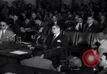 Image of Kefauver hearings New York United States USA, 1950, second 57 stock footage video 65675041140