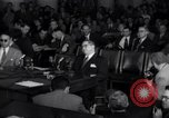 Image of Kefauver hearings New York United States USA, 1950, second 58 stock footage video 65675041140