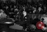 Image of Kefauver hearings New York United States USA, 1950, second 60 stock footage video 65675041140