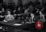 Image of Kefauver hearings New York United States USA, 1950, second 62 stock footage video 65675041140