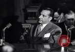 Image of Kefauver Committee New York United States USA, 1951, second 1 stock footage video 65675041150
