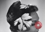 Image of French hats France, 1952, second 28 stock footage video 65675041157