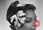 Image of French hats France, 1952, second 29 stock footage video 65675041157