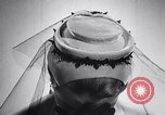 Image of French hats France, 1952, second 52 stock footage video 65675041157