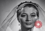 Image of French hats France, 1952, second 55 stock footage video 65675041157