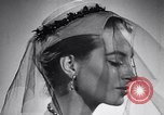 Image of French hats France, 1952, second 56 stock footage video 65675041157