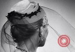 Image of French hats France, 1952, second 57 stock footage video 65675041157