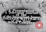 Image of Willey Ley New York United States USA, 1952, second 20 stock footage video 65675041159